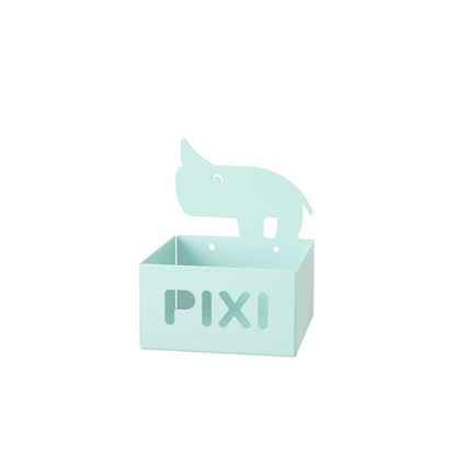 Afbeeldingen van Done by Deer : Pixi Shelf Nozo - Blue