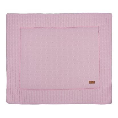 Afbeeldingen van Baby's Only : Cable Collection - Boxkleed Smal - Babypink