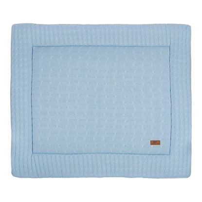 Afbeeldingen van Baby's Only : Cable Collection - Boxkleed Smal - Babyblue