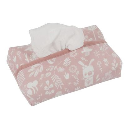 Afbeeldingen van Little Dutch : Baby Wipes Cover - Adventure Pink