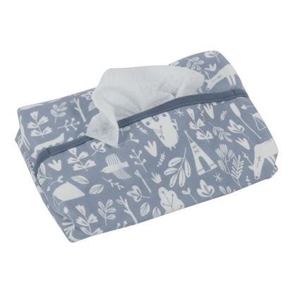 Afbeeldingen van Little Dutch : Baby Wipes Coverr - Adventure Blue
